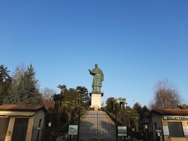 San Carlo, patrono di Arona