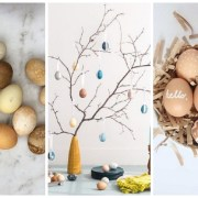 Tecniche per colorare le uova di Pasqua