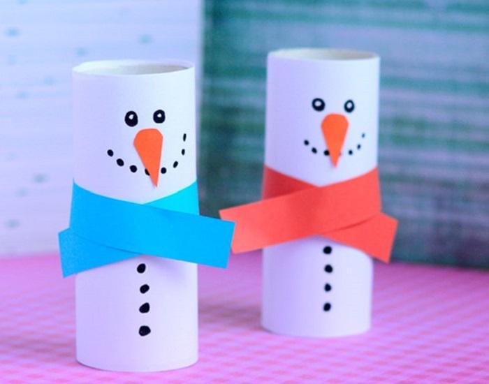 Lavoretti Di Natale Con Carta.10 Lavoretti Di Natale Con La Carta Per Creare Un Atmosfera Magica In Casa