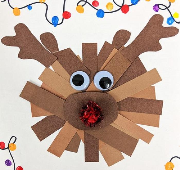Lavoretti Di Natale Con Piatti Di Plastica.10 Lavoretti Di Natale Con La Carta Per Creare Un Atmosfera Magica In Casa
