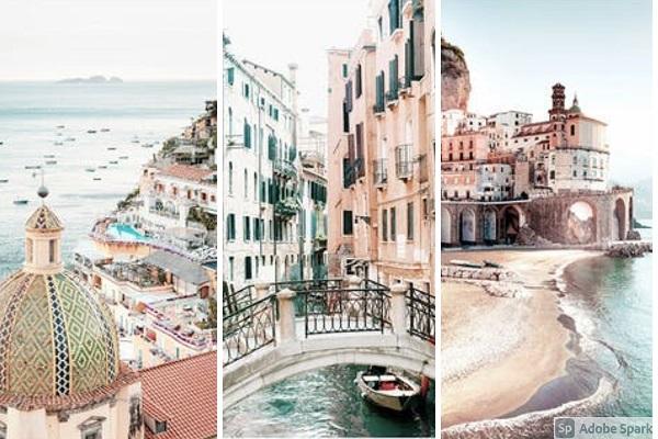 Poster Store, viaggi in Italia