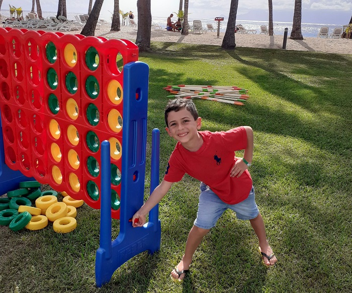 Club Med La Caravelle e il programma Amazing Family