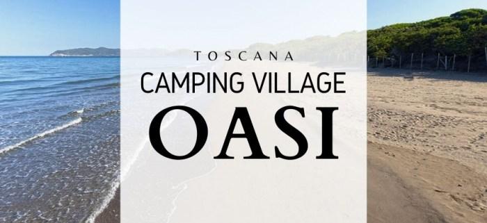 Visitare il Camping Village Oasi nel cuore della Maremma Toscana