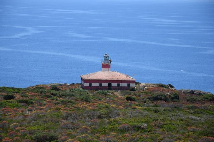 Il Faro di Capel Rosso a Giannutri