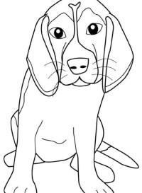 disegno cane di razza da colorare..disegno cane da guardia ...