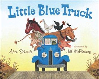 Preschool Blue Day Books + Activities – Bambini Travel