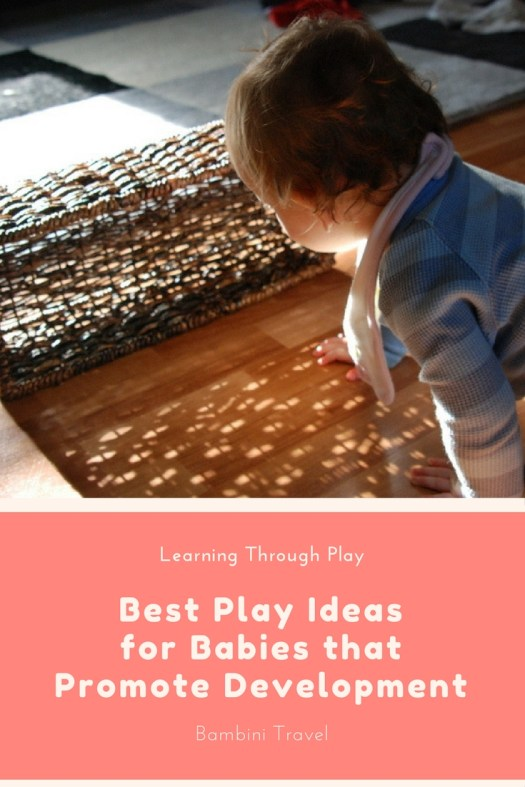 Best Play Ideas for Babies that Promote Development