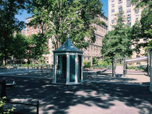 Tot Playground in Central Park