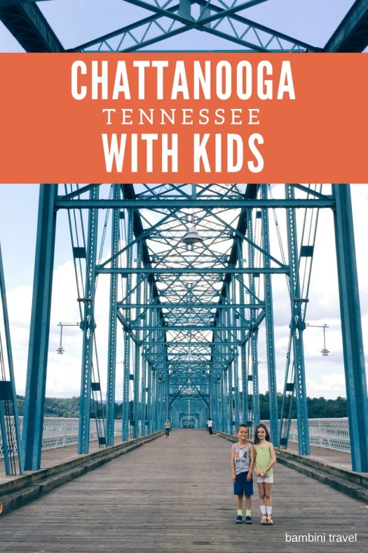 Chattanooga TN with Kids