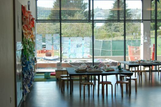 Eric Carle Museum of Picture Book Art with Kids