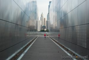 Empty Sky 911 Memorial Liberty Park NJ