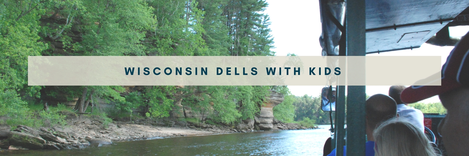 weekend in the dells with kids