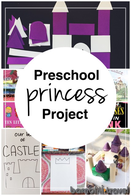 Preschool Princess Project
