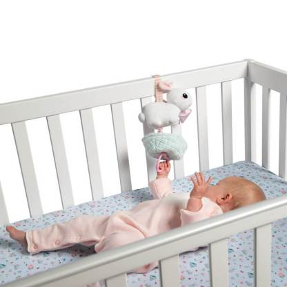 lullaby bunny toy