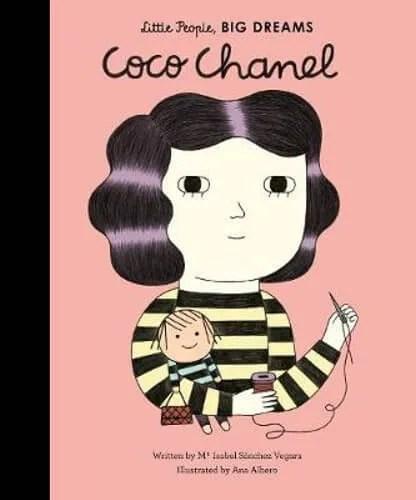 big dreams little people coco chanel