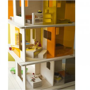 Plexiglas Ding architect house