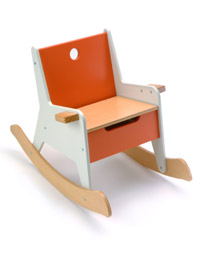 Offi Rockabye Storage Rocker