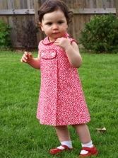 Poppies Dress by Nectarina