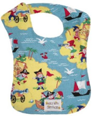 Angels with Dirty Faces Retro Pirates Bib