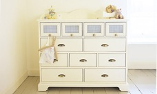 Secret Garden Changing Table / Drawers