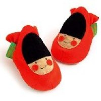 friendly face slippers