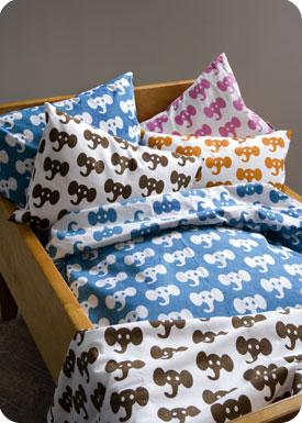 Elephant Bed Linen Set