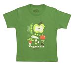 Veg T-Shirt from Coq En Pate