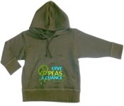 'Give Peas a Chance' Hoodie