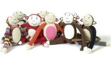 Anne-Claire Petit Crochet Monkey