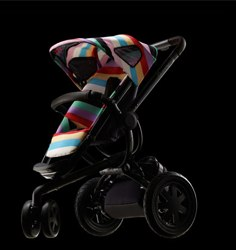 Euro Pushchair Envy: Quinny by Henrik Vibskov