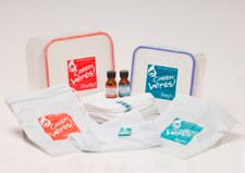 Cheeky Baby Wipes All-In-One Kit