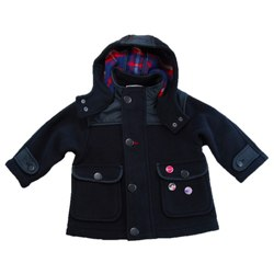 Miniman Very british navy blue coat