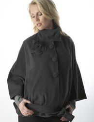Wool cape, Maternity Knitwear, Seraphine.jpg