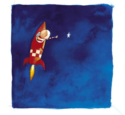 New Prints from Oliver Jeffers