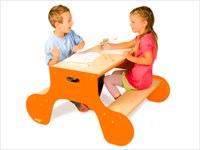 p'kolino craft table