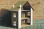 paperpod dolls house