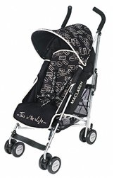 Lulu Guinness This Is The Life pushchair