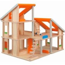 Chalet Dollhouse by Plan Toys