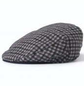 Boy's Woven Flat Cap from molly n jack