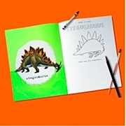 Dinosaurs Activity Book by Crocodile Creek