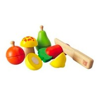 Plan Toys - Fruit and Veg Play Set