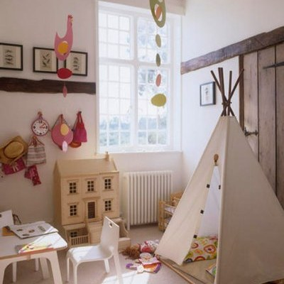 Get the Look…Living Etc's Kids Playroom