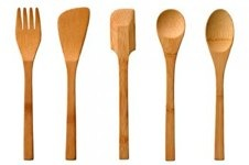 Bambu Kids Kitchen Tools