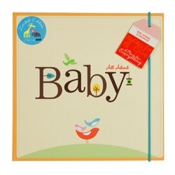 All about baby journal