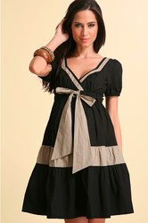 £27.50 ASOS MATERNITY Contrast Colour Dress