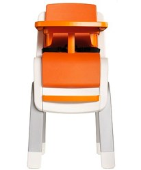 Nuna Highchair - orange