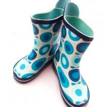 Katvig Big Apple Wellies - Blue
