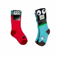 Ubang Baby Socks In Pink Or Blue