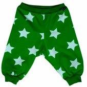 Molo's Albin green star trousers