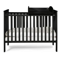 Brio Cot Top Changer - Black